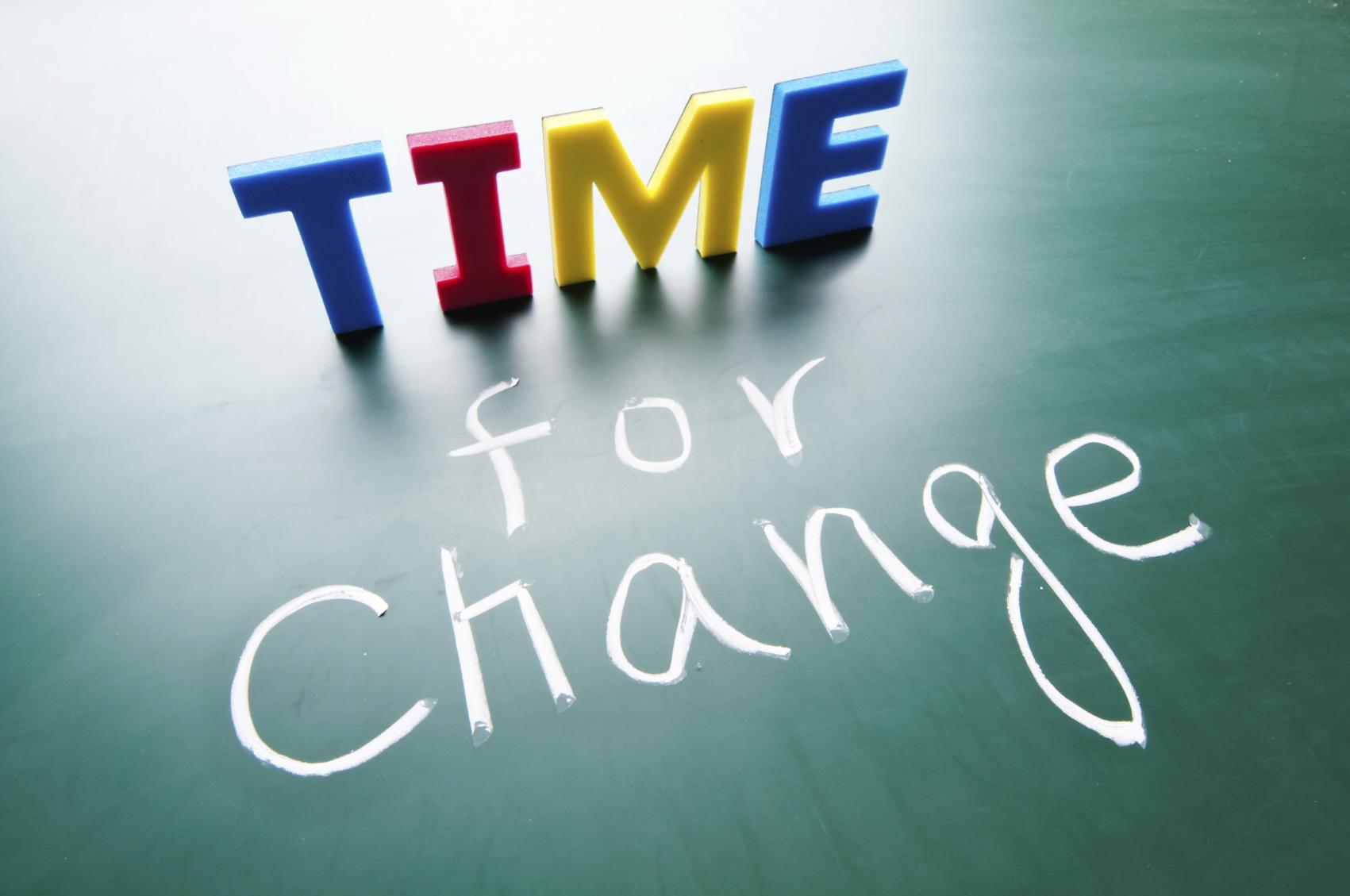 time for change mind lab